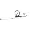 DPA CORE 4166 Slim Omni Flex Earset, 90 mm , Black, MicroDot