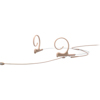 DPA CORE 4166 Slim Omni Flex Headset, 110 mm , Beige, 3-pin LEMO