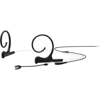 DPA CORE 4166 Slim Omni Flex Headset, 40 mm , Black, MicroDot