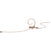 DPA CORE 4188 Slim Cardio Flex Earset, 120 mm , Beige, Shure Mini-XLR