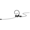 CORE 4266 Omni Flex Earset Mic, 90 mm Boom, Black, MicroDot