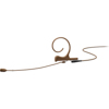 DPA CORE 4288 Cardioid Flex Earset, 100 mm , Brown, MicroDot