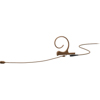 DPA CORE 4288 Cardioid Flex Earset, 120 mm , Brown, 3-pin LEMO
