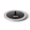 DPA Mic Base, Black, MicroDot