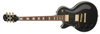 Les Paul Custom PRO LEFTHAND EBONY CF