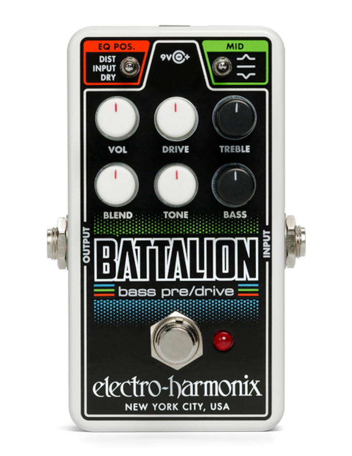 Electroharmonix Nano Battalion