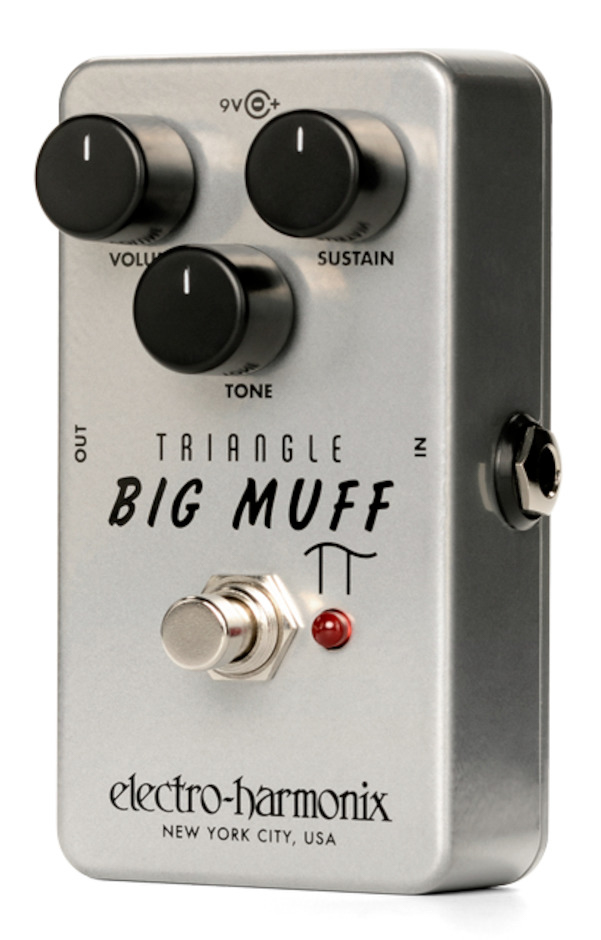 Electroharmonix Triangle Big Muff