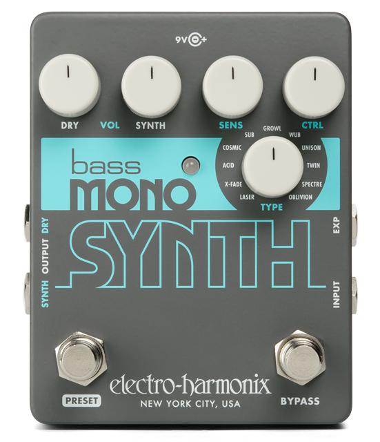 Electroharmonix Bass-Mono-Synth
