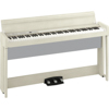Korg C1-AIR-WA Digital Piano, White Ash