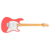 Music Man Cutlass HSS Coral Red