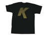 Zildjian T4652 Vented K logo Tee - Medium