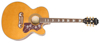Epiphone EJ-200SCE ( Solid Top) Vintage Natural CF