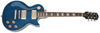 Epiphone Les Paul Tribute Plus 60s Outfit Midnight Saphire CF