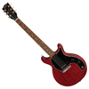 Gibson Les Paul Junior Tribute DC 2019 Worn Cherry, Lefthand