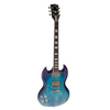 Gibson SG High Performance 2019 Blueberry Fade, Lefthand