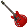 61 ES-335 Kalamazoo, Gloss 2019 Sixties Cherry, Lefthand