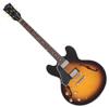 Gibson 61 ES-335 Kalamazoo, Gloss 2019 Vintage Burst, Lefthand