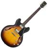 Gibson 61 ES-335, Vintage Burst, VOS 2019 Vintage Burst