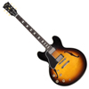 Gibson 62 ES-335 Kalamazoo, Gloss 2019 Vintage Burst, Lefthand