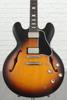 Gibson 62 ES-335, VOS 2019 Vintage Burst, Lefthand