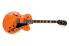 Gibson ES-275 Thinline Figured 2019 Sunrise Orange, Lefthand