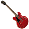 Gibson ES-335 Dot inlay 2019 Antique Faded Cherry, Lefthand