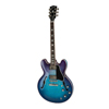 Gibson ES-335 Figured 2019 Blue Burst