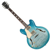 Gibson ES-335 Figured 2019 Glacier Blue, Lefthand