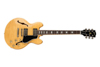 Gibson ES-339 Figured 2019 Dark Natural, Lefthand