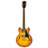 Gibson ES-339 Gloss 2019 Light Caramel Burst, Lefthand