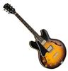 Gibson MOD Series 1959 ES-330, Trapeze 2019 Vintage Burst, Lefthand