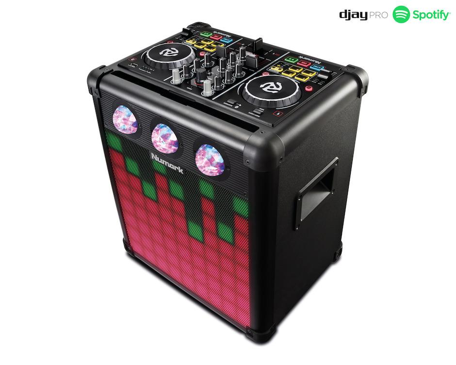 Numark Party Mix Pro DJ Controller