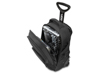Wheeled Laptop Backpack Black 21