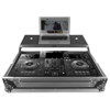 UDG Ultimate Flight Case Pioneer XDJ-RR Silver Plus (L&W)