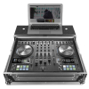 UDG Ultimate Flight Case Multi CDJ/MIXER II Slvr Plus (T&W)