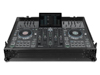 UDG Ultimate Flight Case Denon DJ Prime 4 Black Plus (W)