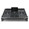 UDG Ultimate Flight Case Denon DJ Prime 4 Silver Plus (W)