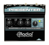Radial Engineering Presenter - Audio Presentation Mixer