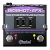 Radial Engineering Tonebone BIG SHOT EFX w. LEDs Effects Loop Switcher