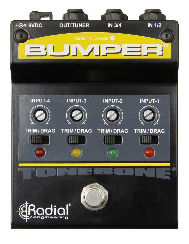 Radial Engineering Tonebone Bumper