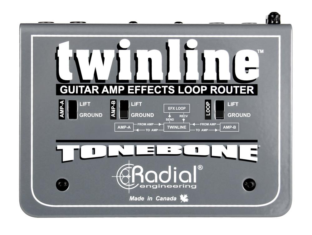 Radial Engineering Twinline