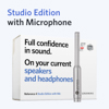 Sonarworks Reference 4 Studio edition with mic - boxed