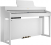HP702-WH Digital Piano [Polished White]