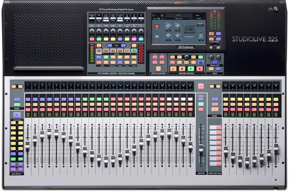 Presonus StudioLive 32 S console