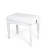 Profile HY-PJ023-WHM Piano Bench