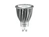 GU-10 230V 3x2W LED 3000K 30° CR