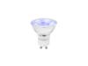 GU-10 230V LED SMD 5W UV
