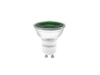 GU-10 230V LED SMD 7W green