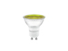 GU-10 230V LED SMD 7W yellow
