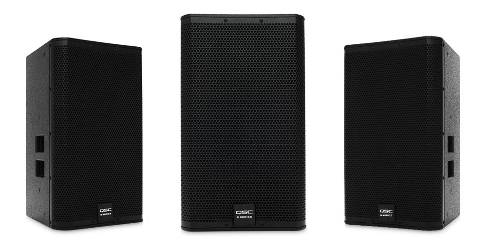 QSC E112 Passive Speaker